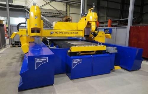 CNC rezací stroj MG 6001.25 Pg