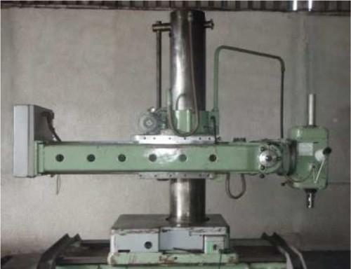 Stojanová otočná montážna vŕtačka VRM 50 A