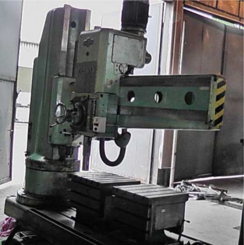 Stand radial drilling machine VR6 A