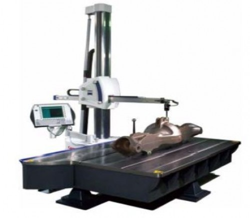 3D CNC merací stroj CARMET 30/16/21