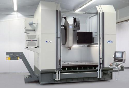 Vertikálne troj-osé portálové CNC frézovacie centrum s pevným stolom VPC 50
